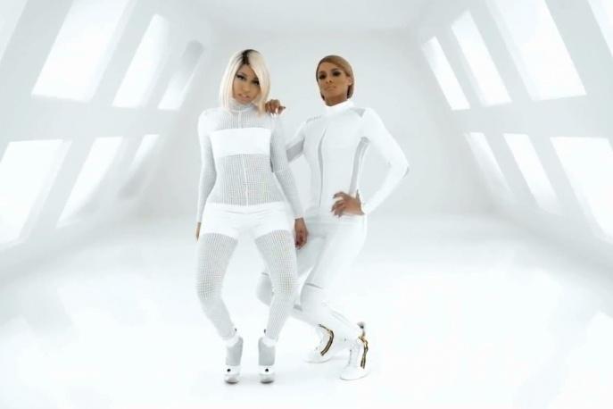 "Ciara – ""I`m Out"" ft. Nicki Minaj (wideo)"