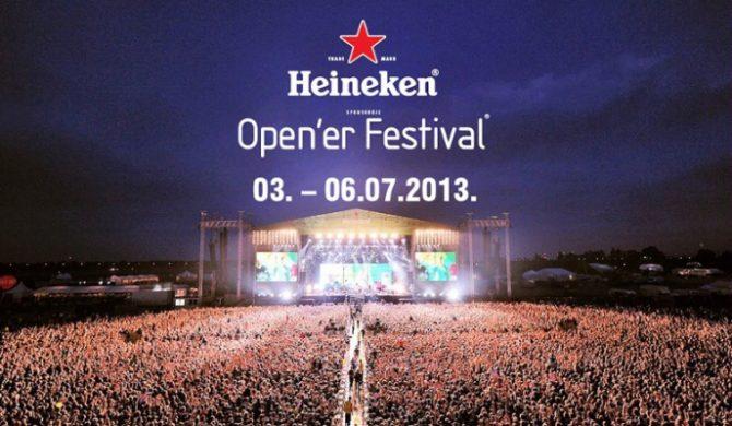 Open`er – koncerty online