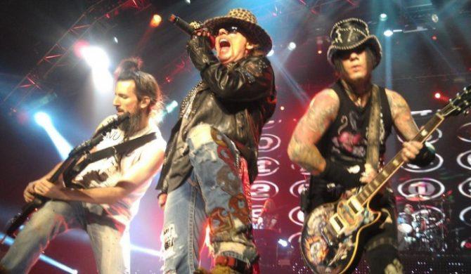 "Guns N` Roses rodem z ""Gwiezdnych Wojen"""
