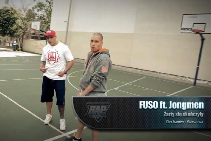 """Fuso feat. Jongmen – """"Żarty Się Skończyły"""" (wideo)"""