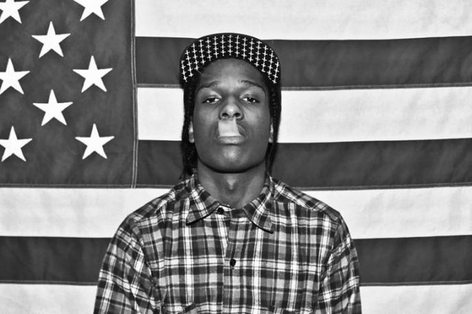 """A$AP Rocky: """"Byłem przy nagrywaniu nowej płyty Kanye Westa"""""""