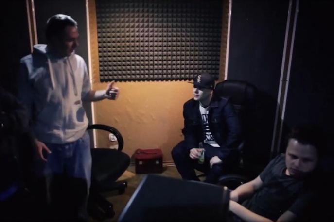 PMM, Łona i Bonson w studiu (wideo)
