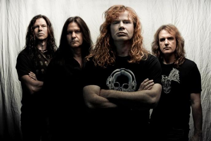 Megadeth, Slash i inni razem na scenie
