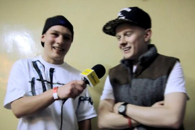 Zobacz wywiad z B.R.O