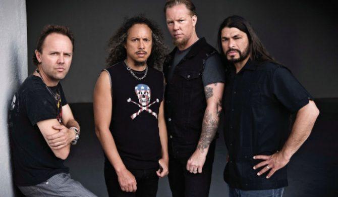 Metallica w krainie flipperów