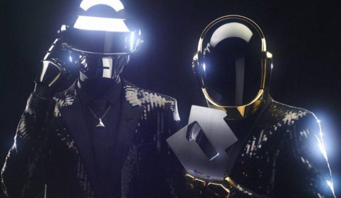 Platyna dla Daft Punk