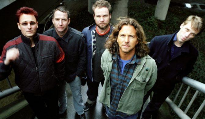 Pearl Jam zagrał dwa nowe utwory (wideo)