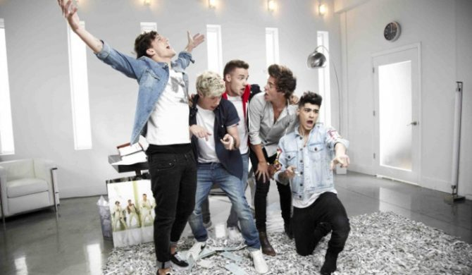 """One Direction i """"najlepsza piosenka wszech czasów"""" (audio)"""