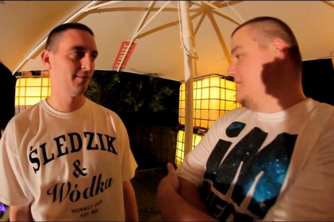 """DJ Soina – making of """"Słychać Nas z Dala"""" (wideo)"""