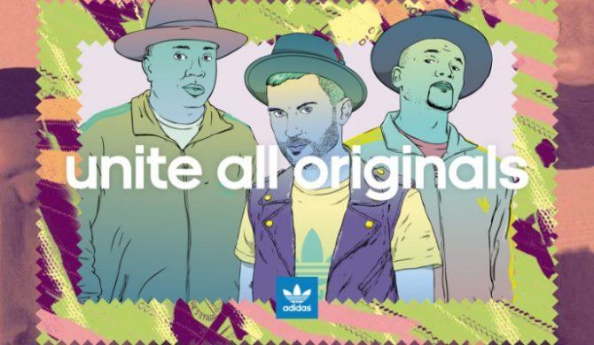 Run-D.M.C. i A-Trak dla adidas Originals