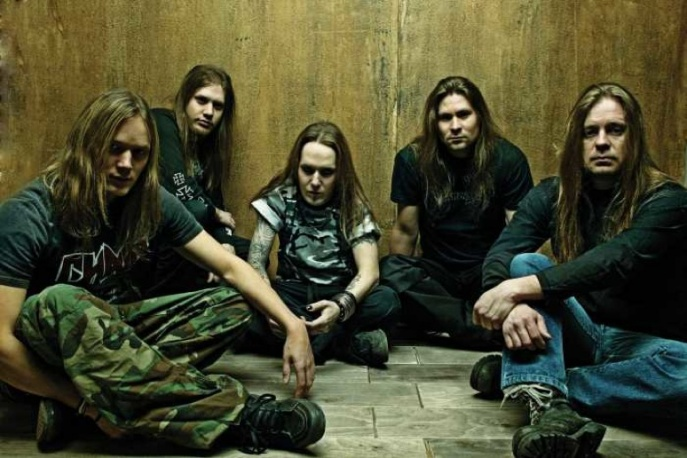 Children Of Bodom jak Sepultura, Slayer czy Iron Maiden