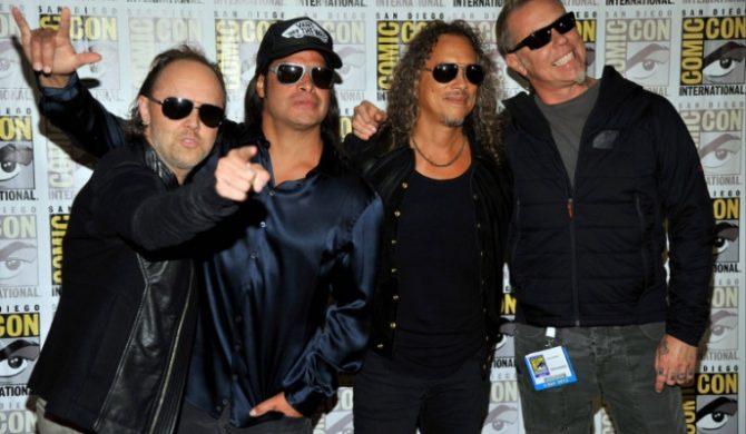 Metallica: film w 3D i płyta już we wrześniu (wideo)