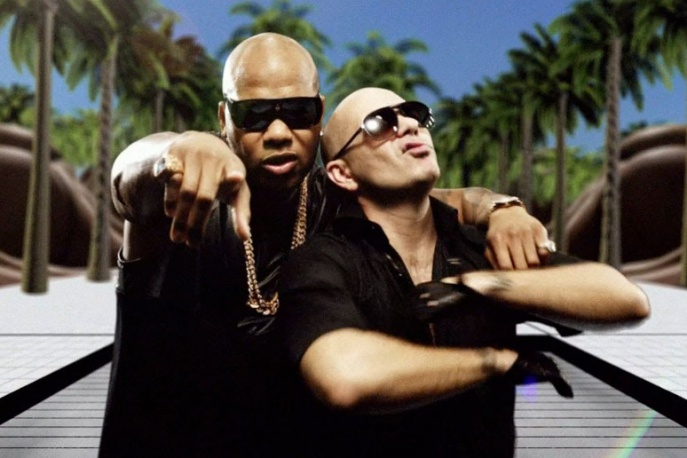 "Flo Rida – ""Can`t Believe It"" feat. Pitbull (wideo)"