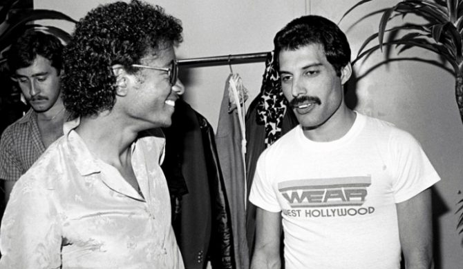 Freddie Mercury i Michael Jackson – nagrania sprzed 30 lat ujrzą światło dzienne