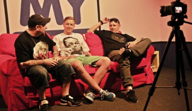 PreorderTV: wywiad z Liroyem i Borixonem (wideo)