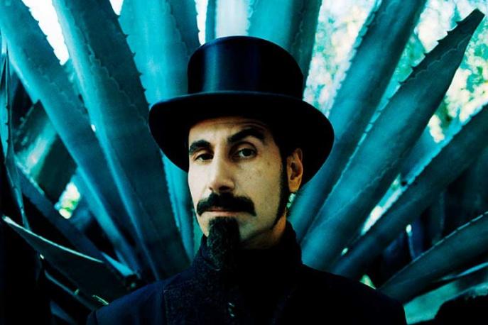 """Serj Tankian: """"Płyty nie będzie"""""""