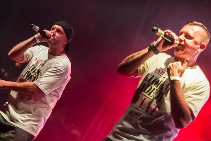 Kilka tysięcy fanów rapu na Polish Hip Hop Festival