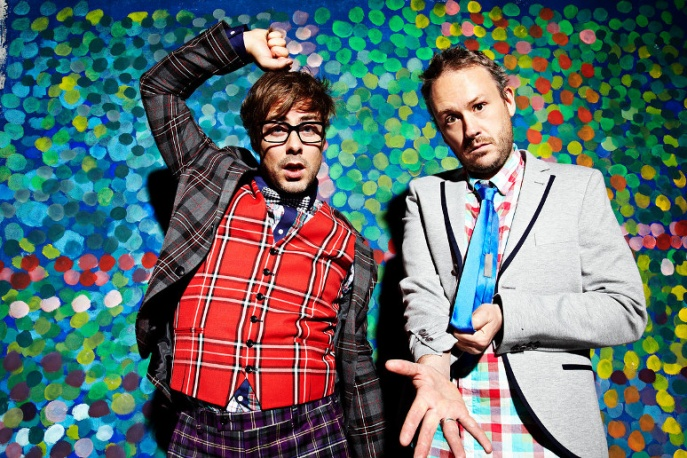 """Basement Jaxx – """"What A Difference Your Love Makes"""" (wideo)"""