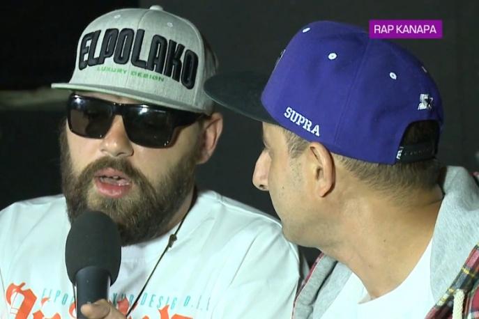 Donguralesko zasiadł na Rap Kanapie (wideo)