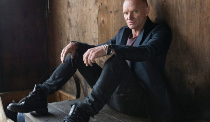 Sting zapowiada nową płytę (audio)
