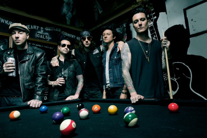 "Avenged Sevenfold – ""Hail To The King"" (wideo)"