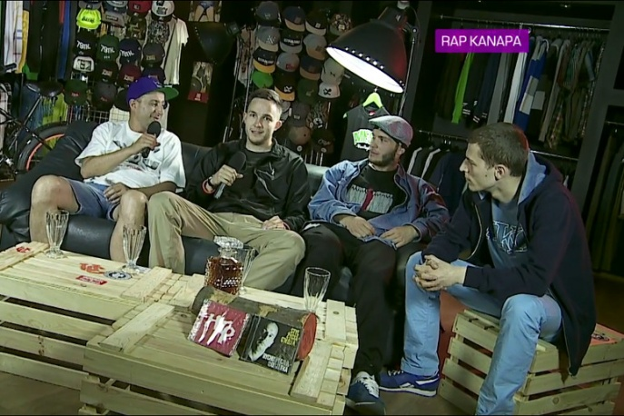Rap Kanapa: Ten Typ Mes i Lepsze Żbiki (wideo)