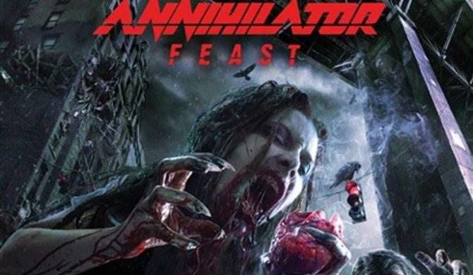Annihilator – nowa płyta już w sklepach