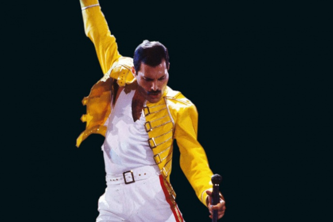 5 września – Freddie For A Day