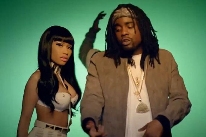 """Wale – """"Clappers"""" feat. Nicki Minaj & Juicy J (wideo)"""