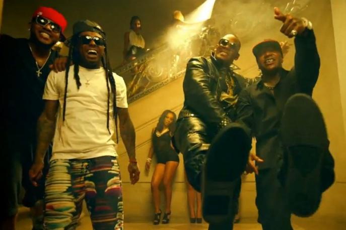 R.Kelly, Birdman i Lil Wayne we wspólnym klipie (wideo)