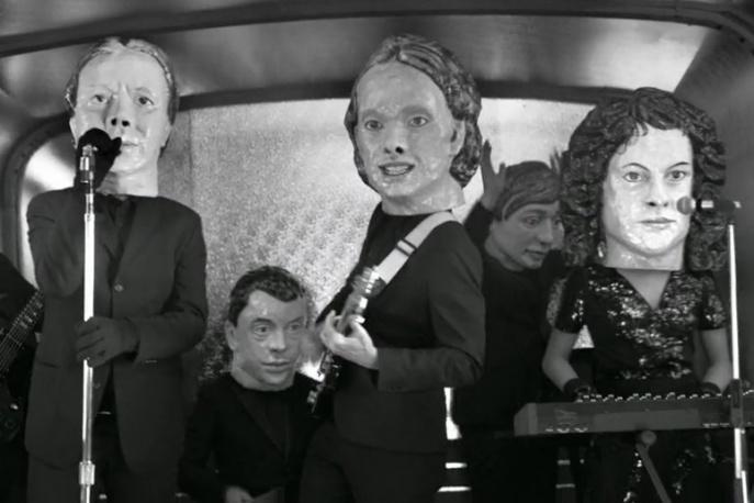 Arcade Fire nagrali z Davidem Bowie (wideo)