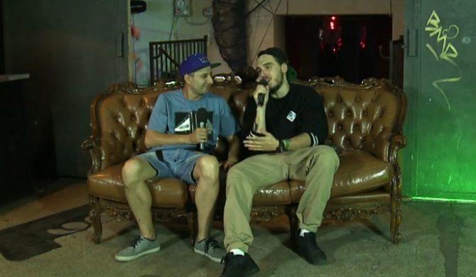 Gavlyn i Miuosh na Rap Kanapie (wideo)