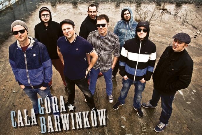 """Cała Góra Barwinków – """"Strong Coffee"""" (audio)"""