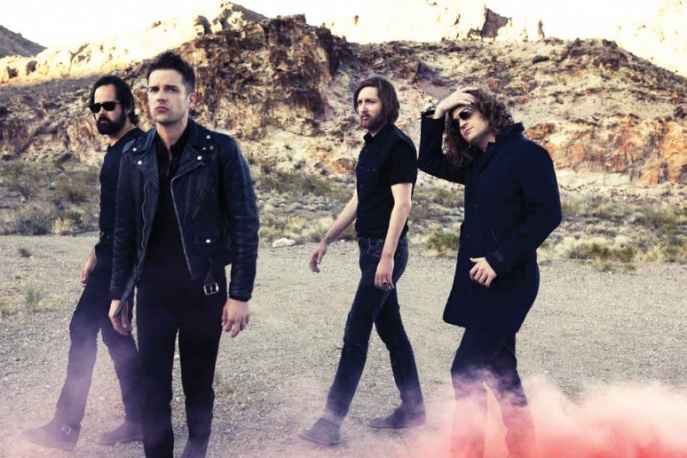 "The Killers – ""Shot At The Night"" (audio)"