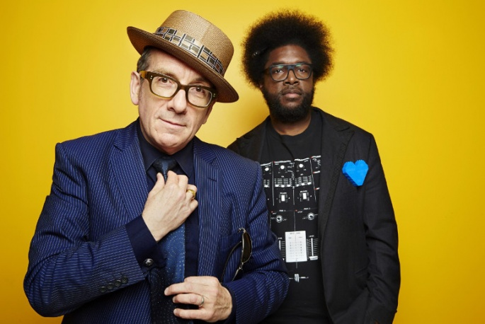The Roots z Elvisem Costello na Brooklynie (wideo)