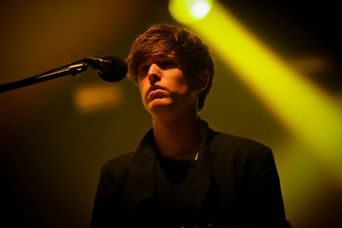 "James Blake – ""Life Round Here"" feat. Chance The Rapper (audio)"