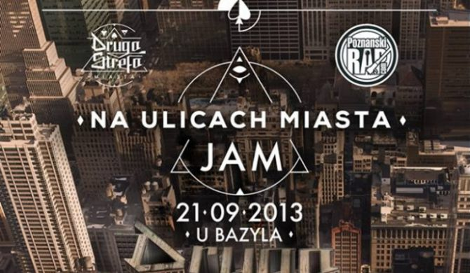 Na Ulicach Miasta JAM już w ten weekend w Poznaniu