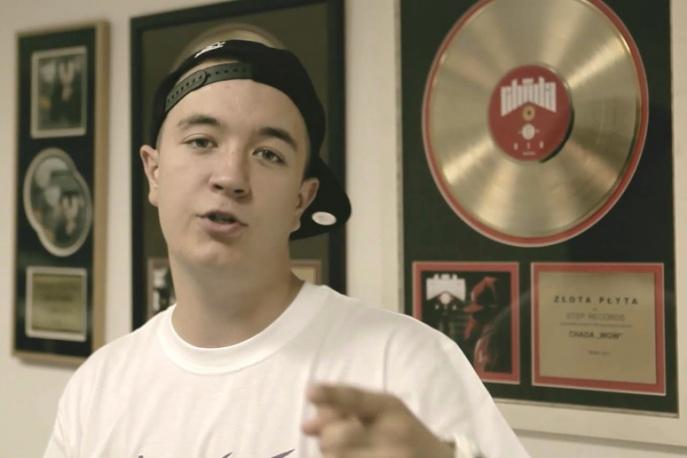 Z.B.U.K.U. zwiedza siedzibę Step Records (wideo)
