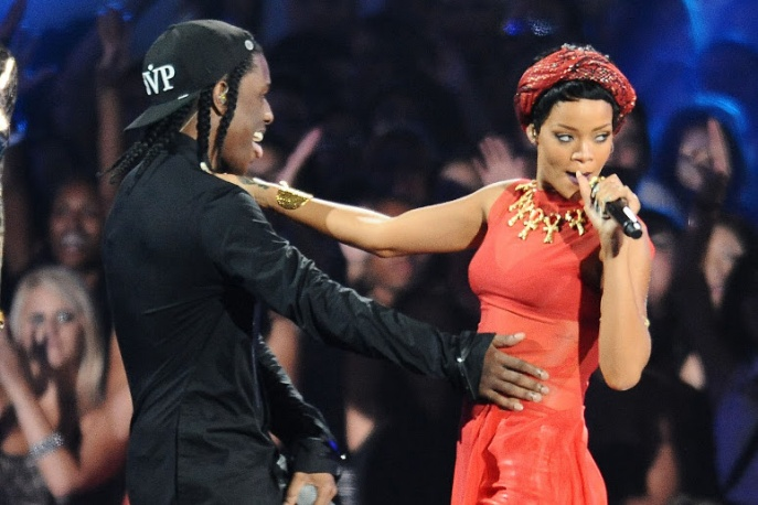 "A$AP Rocky – ""Fashion Killa"" – klip z udziałem Rihanny"