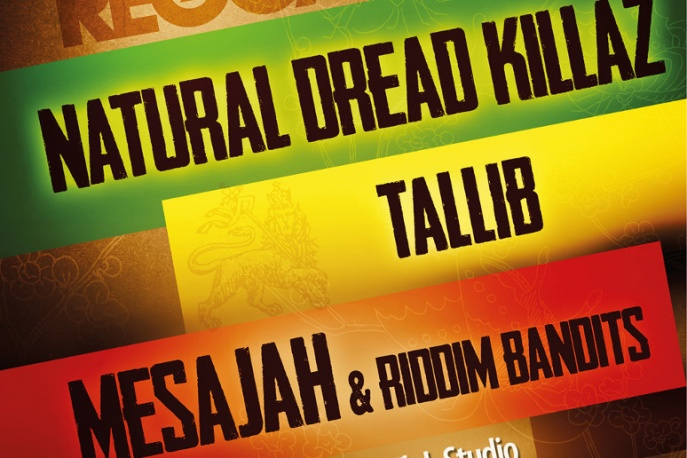 Mesajah, Nadural Dread Killaz i Tallib na Autumn Reggae Fest