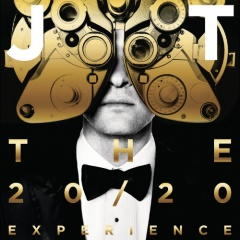 """Justin Timberlake – """"The 20/20 Experience 2 of 2"""""""
