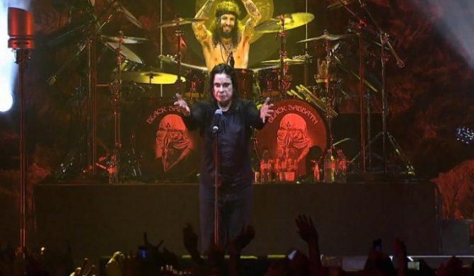 Black Sabbath wydadzą koncert z Melbourne