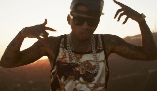 Kid Ink – Sunset (wideo)