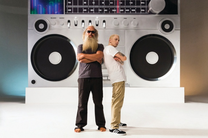 """Berzerk"" – zobacz making of klipu Eminema"