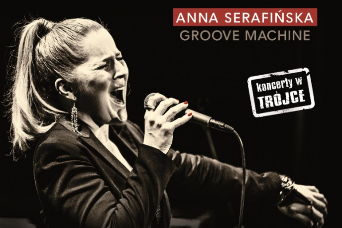 "Anna Serafińska i ""Groove Machine"" w Teatrze Syrena"
