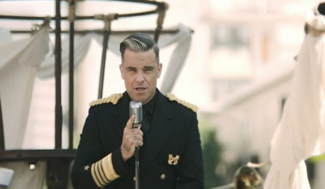 "Robbie Williams – ""Go Gentle"" (wideo)"