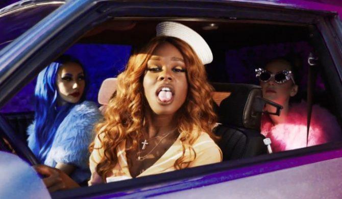 Azealia Banks nagrała z Pharrellem Williamsem (wideo)