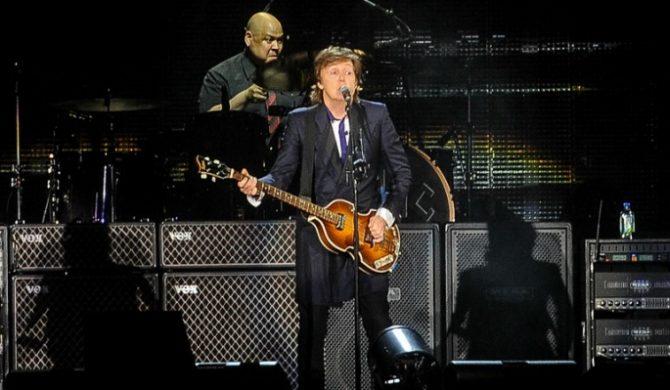 Nowa płyta Paula McCartneya już w sprzedaży