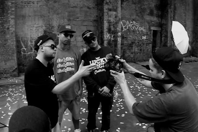 """Temate – """"Trzęsiemy miastem"""" feat. Onar & Buszu (wideo)"""
