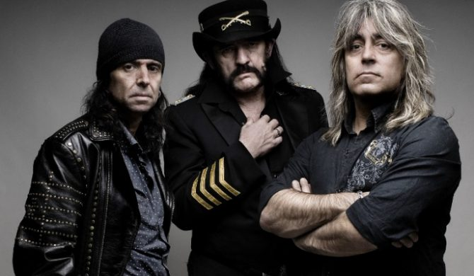 "Motörhead – ""Aftershock"" już w Deezer"